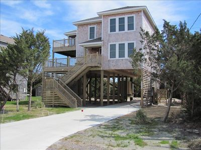 Photo for Family Vacation Home in Kinnakeet Shores