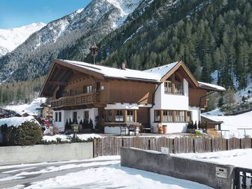 Apartment Haus Tia Monte  in Sölden, Oetz Valley / Ötztal - 5 persons, 2 bedrooms