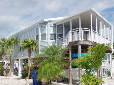 Photo for Oceanside Resort: Kayaks,Free WiFi, A/C,Outdoor Grill,Elevated Deck,24hrSecurity
