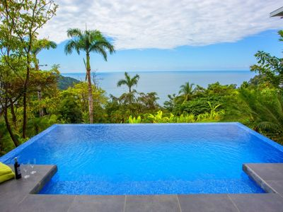 Photo for Bamboo Villa - A Luxury One Bedroom Villa in Tulemar Resort in Costa Rica
