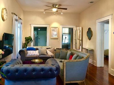 Photo for Thornton Park Bungalow, Downtown Orlando, Historic, close to everything