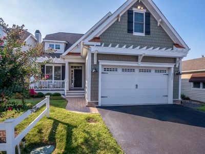 Photo for The Perfect Summer Getaway Home In Rehoboth Beach!