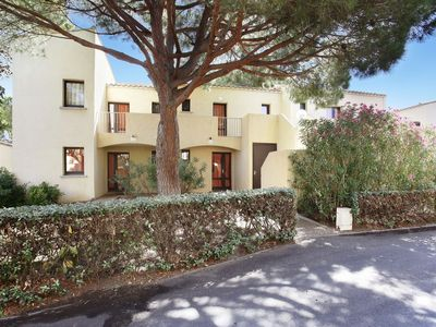 Photo for Tidy apartment in the popular resort of Le Cap d'Agde