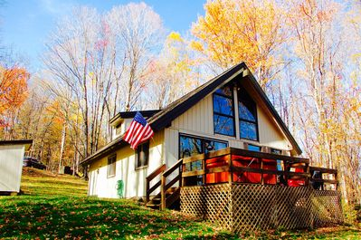 Welcome to beautiful Southern Vermont, with 4-season living!