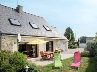 Photo for Vacation home in Cléder, Finistère - 5 persons, 3 bedrooms