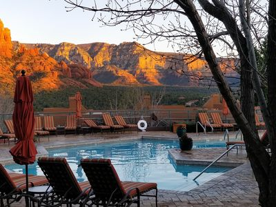 Photo for Privately-owned, Hyatt-operated, luxury residence in the heart of Sedona