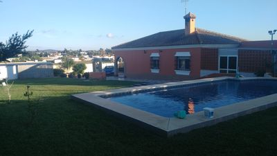 Photo for Villa with private pool El Rodeo