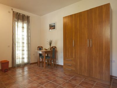 Photo for Apartments Pinus - Cozy Studio apartment for 2 with , Airconditioning