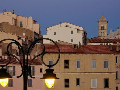 Photo for Duplex nest of eagle in the heart of the citadel of Bonifacio!  Fully renovated.