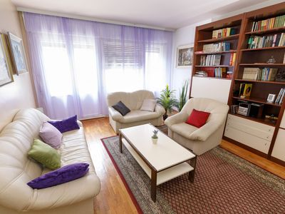 Photo for Enjoy your stay in Split in cosy and spacious Green & Blue apartment