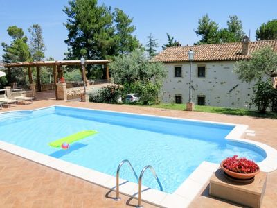 Vacation home Il Noceto in Penne - 10 persons, 5 bedrooms