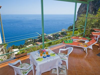 Photo for Orchid - House for 5 people in Amalfi