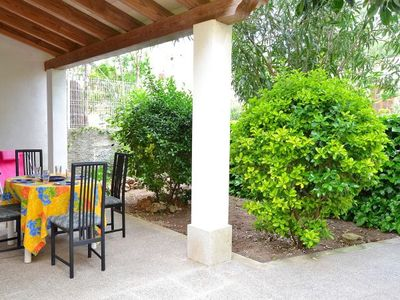 Photo for 3 bedroom Villa, sleeps 5 with FREE WiFi and Walk to Beach & Shops
