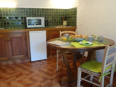 Photo for Apartment 1.4 km from the center of Saint-Tropez with Parking, Internet, Terrace (104753)