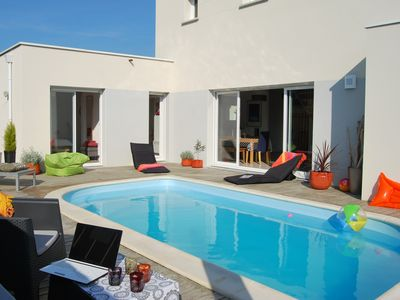 Villa With Private Pool, Close To Beaches And Cap Frehel / Brittany
