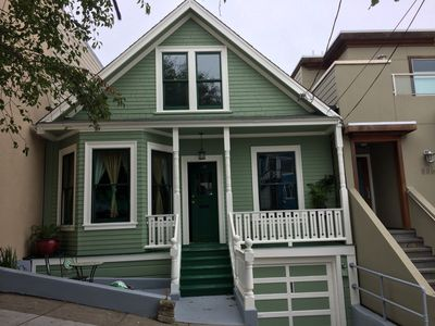Photo for 3 BR Storybook Victorian W/ Amazing View, Safe Location, perfect for families.