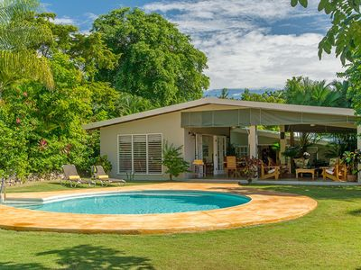 Photo for Coral Cove Cottage - Linga Awile - luxury 3 bedrooms serviced villa - Travel Keys