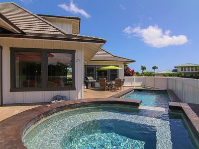 Photo for Perfect Family Vacation Home with private pool and hot tub