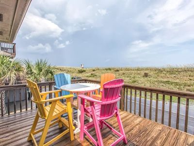 Photo for Newly Renovated Oceanfront Single Family Home Is Ready For Your Next Escape!!