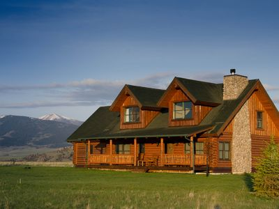 Photo for Madison Valley Cabin
