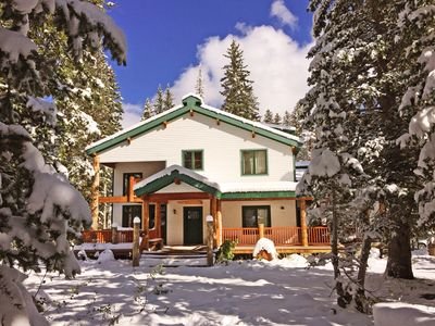 Photo for Alpine Lodge at Brighton Utah, Mountain Luxury-- Bring your family!