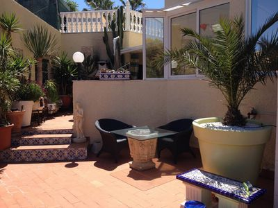 Photo for Holiday apartment in La Zenia, within 200 meters from the beach