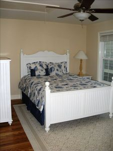 Master Queen Bedroom w/Ceiling Fan