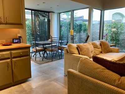 Photo for 2BR, 2BA, condo in popular Canyon Sands Palm Springs community