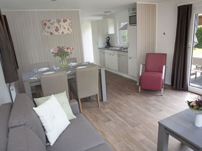 Photo for Vacation home Veluwelodge 4p in Voorthuizen - 4 persons, 2 bedrooms
