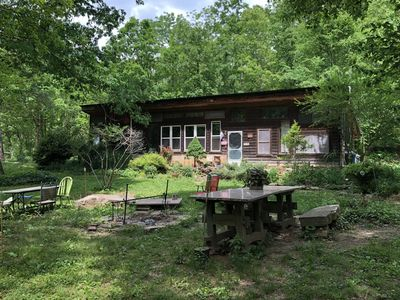 Photo for Charm and Beauty in a Pristine Ozark Mountain Hardwood Forest Sanctuary,