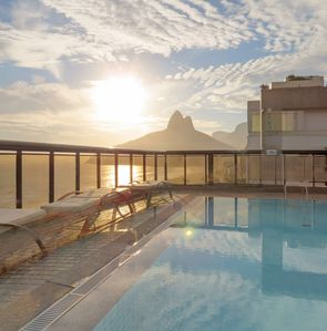 Photo for APART-HOTEL IPANEMA MAJESTIC 2-BDR Y1-0011
