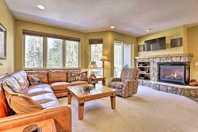 Book your Winter Park escape to this 4-bedroom, 3-bath vacation rental townhome!
