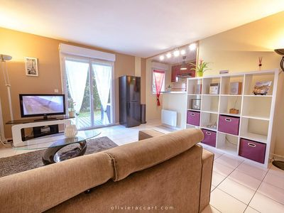Photo for Sweet stay in Albi nice apartment, calm and warm
