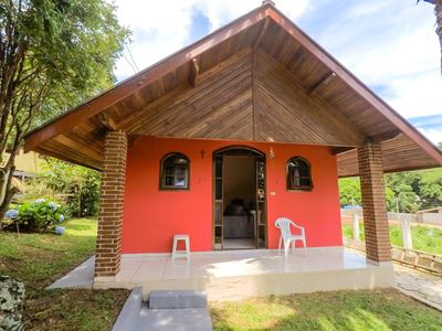 Photo for 1BR Chalet Vacation Rental in Gonçalves, MG