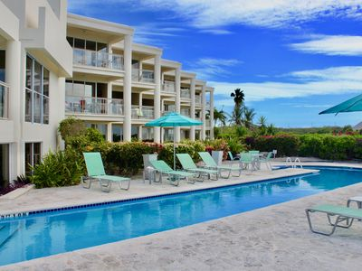 Photo for 2 BEDROOM - GORGEOUS GRACE BAY VIEWS