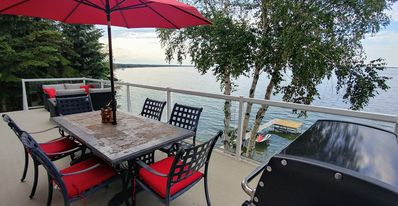 Photo for 4BR Cottage Vacation Rental in Westrose, AB