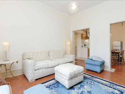 Photo for Spacious 1bdr apt in Rome