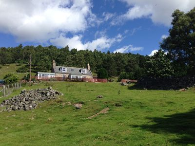 Photo for Glorious location in Cairngorms National Park with stunning views.