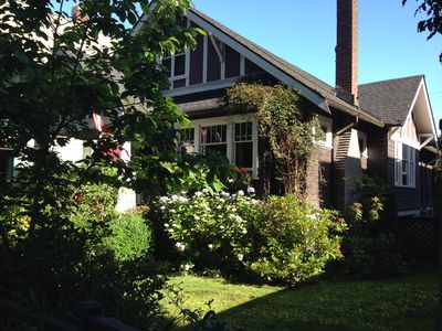 Photo for Charming Upstairs Suite In Historic Grandview Woodland