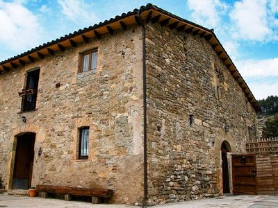 Photo for Self catering Mas Ribatallada for 18 people