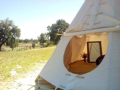 Photo for Direction South Glamping - Campsite With A Soul