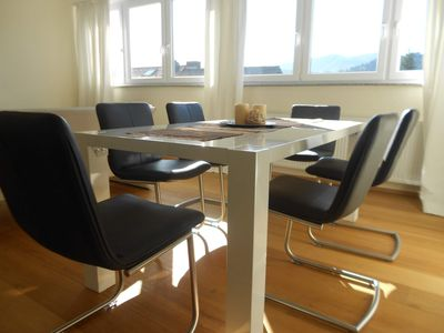 Photo for Apartment Ebnet - Apartment for max. 6 persons