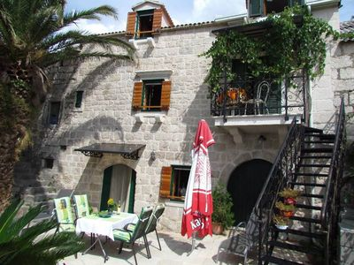 Photo for 3BR House Vacation Rental in Podgora, Dalmatien