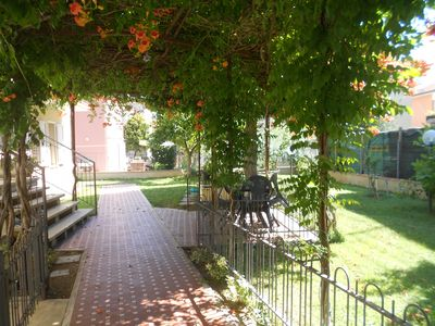Photo for Rimini large apartment 150 square meters. at 5 min. from the beach