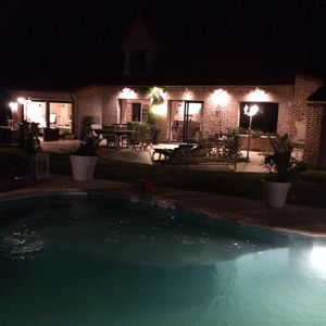 Photo for Magnificent house with private pool on 10 000M2 of land.