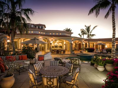 Photo for Luxury 4 BR Villa w/ Ocean View, Private Pool & Hot Tub!