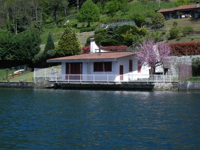 Photo for Waterfront Cottage On The Lake