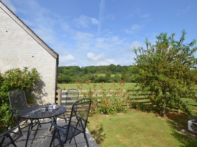 Photo for A traditional stone semi-detached cottage, just 6 miles from the beaches of Penbryn and Llangrannog,