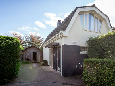 Photo for Quietly located modern house in a small bungalow park outside Noordwijk aan Zee.