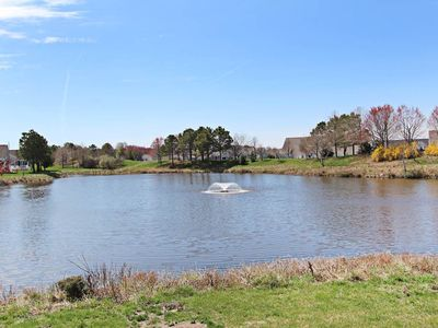 Photo for 60AOG: 3BR 1st FL Condo W/Pond Views at Bear Trap - Complimentary Linens!